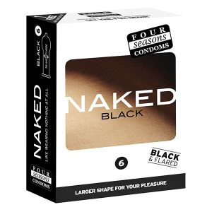 Four Seasons Naked Black