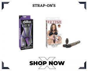 STRAP-ON'S