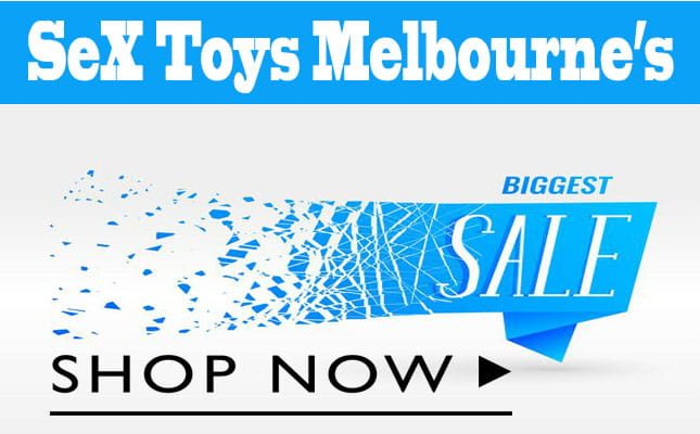sex toy sale at melbourne's adult shop
